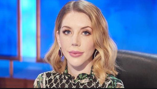 Katherine Ryan Botox