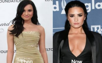 Demi Lovato Boob Job Rumors