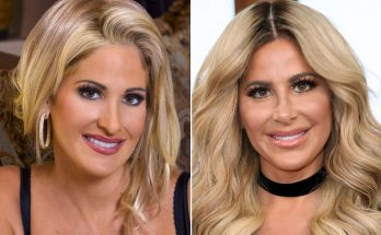 Kim Zolciak Nose Job Rumors