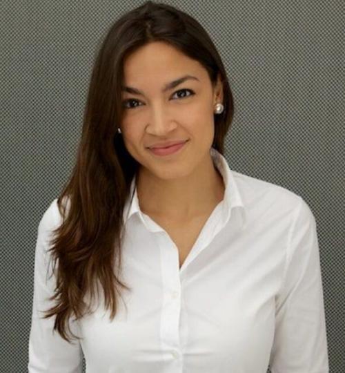 Alexandria Ocasio-Cortez Boob Job Plastic Surgery