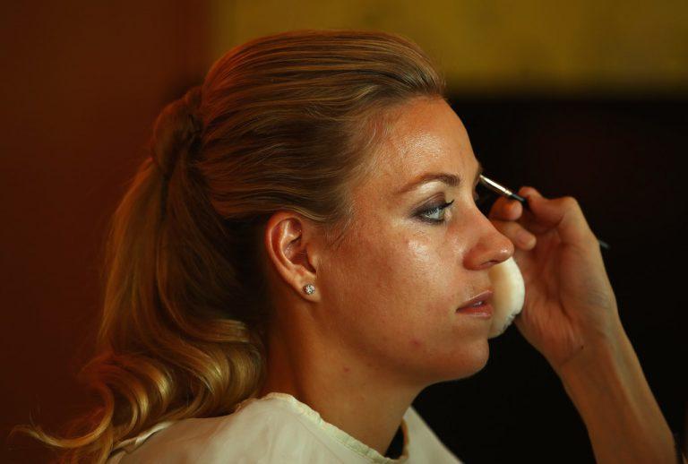 Angelique Kerber Nose Job Plastic Surgery