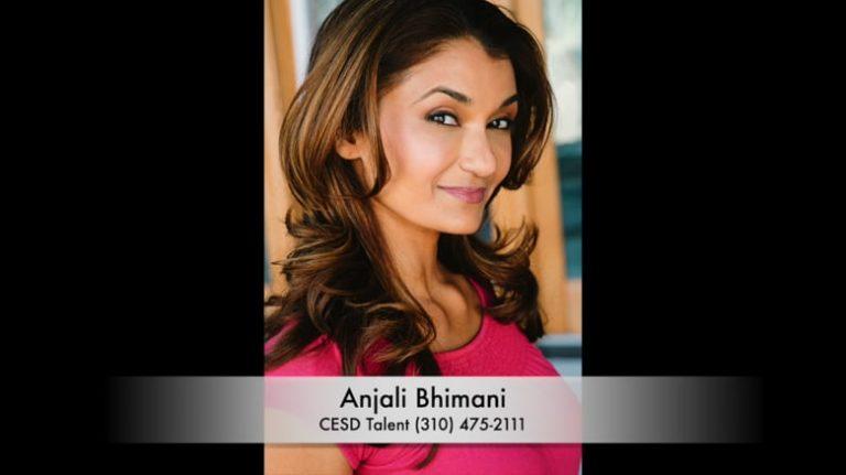 Anjali Bhimani Nose Job Plastic Surgery