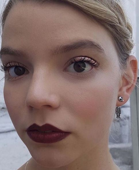 Anya Taylor-Joy Lips Plastic Surgery