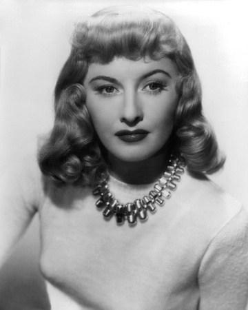 Barbara Stanwyck Lips Plastic Surgery