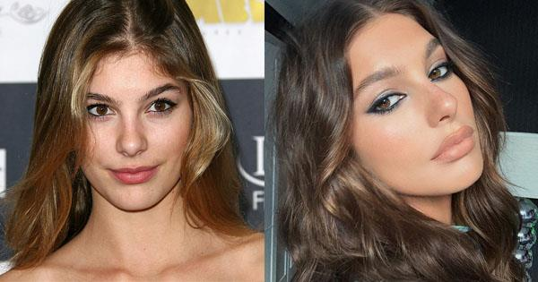Camila Morrone Nose Job Plastic Surgery