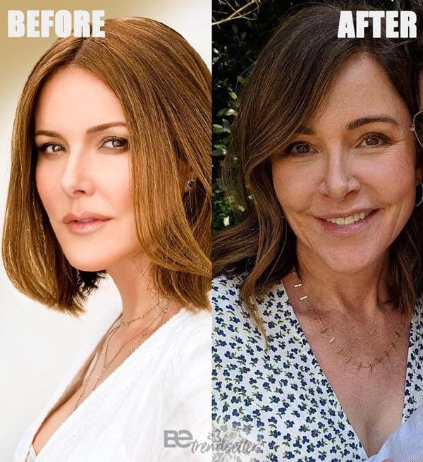 Christa Miller Nose Job Plastic Surgery
