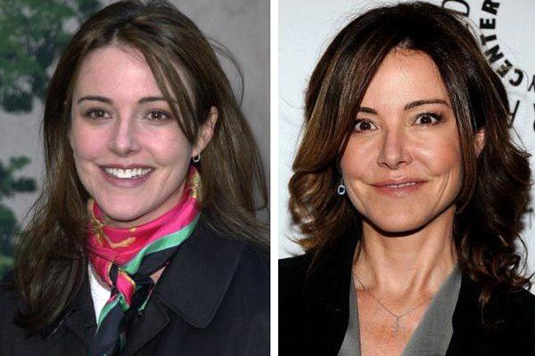 Christa Miller Plastic Surgery Nose Job Boob Job Botox Lips