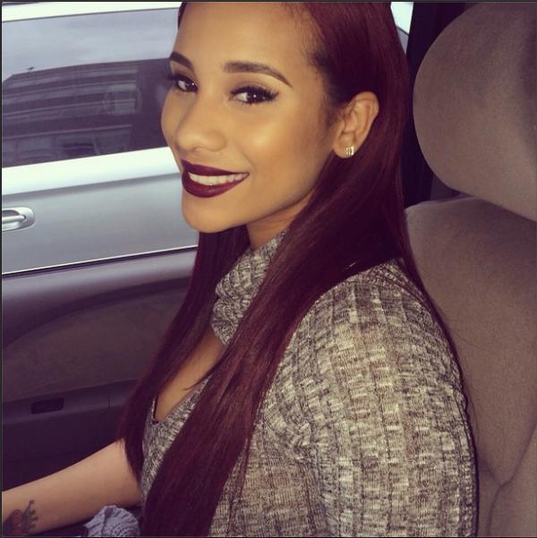 Cyn Santana Lips Plastic Surgery