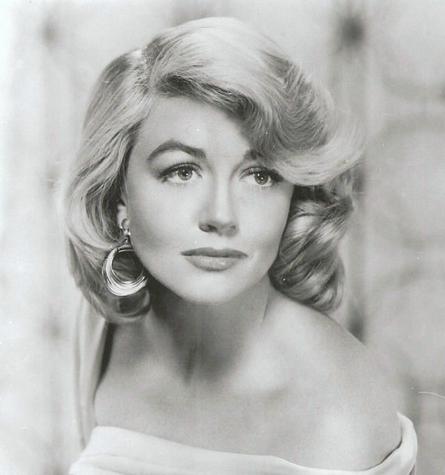 Dorothy Malone Lips Plastic Surgery
