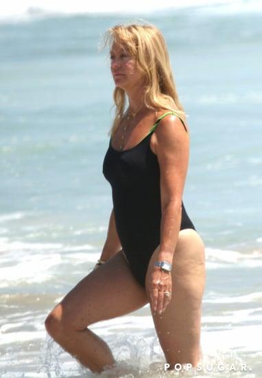 Goldie Hawn Boob Job Plastic Surgery