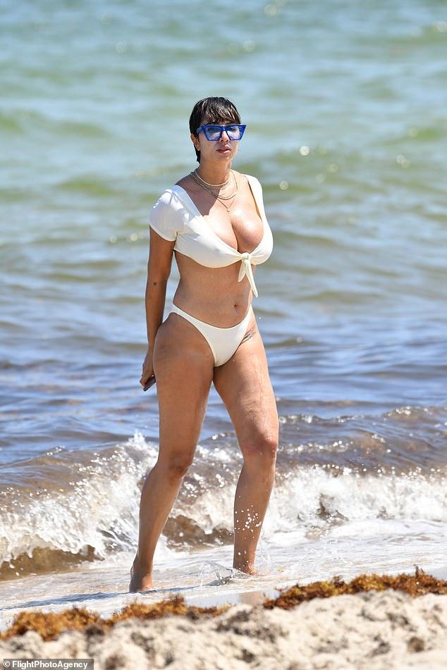 Jackie Cruz Boob Job Plastic Surgery