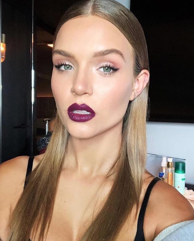 Josephine Skriver Lips Plastic Surgery
