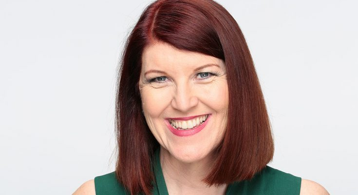 Kate Flannery Plastic Surgery Nose Job Boob Job Botox Lips