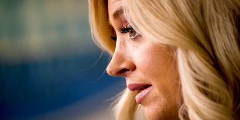 Kayleigh McEnany Nose Job Plastic Surgery