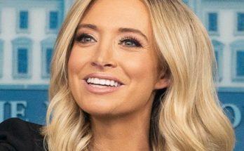 Kayleigh McEnany Plastic Surgery Nose Job Boob Job Botox Lips