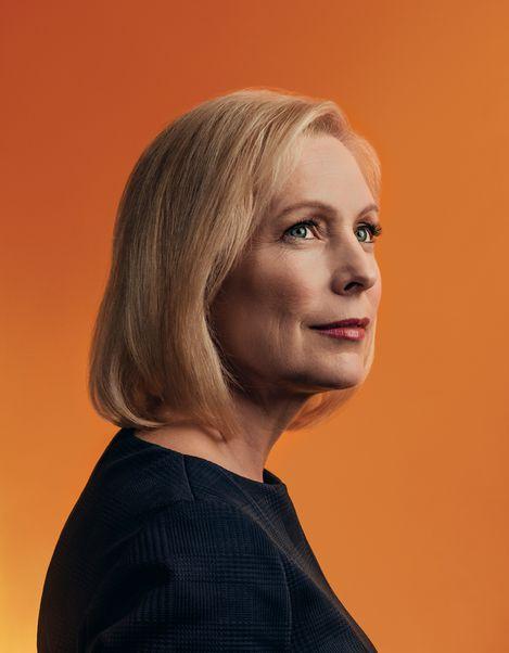 Kirsten Gillibrand Botox Plastic Surgery
