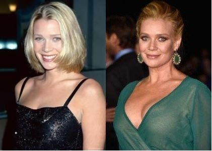 Laurie Holden Nose Job Plastic Surgery