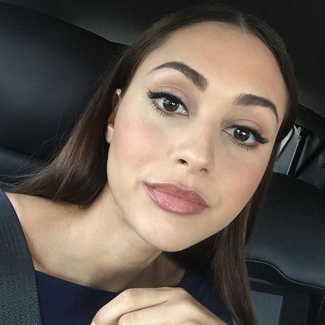 Lindsey Morgan Lips Plastic Surgery