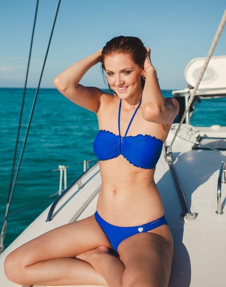 Maggie Geha Boob Job Plastic Surgery