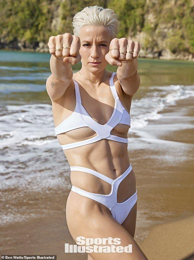 Megan Rapinoe Boob Job Plastic Surgery