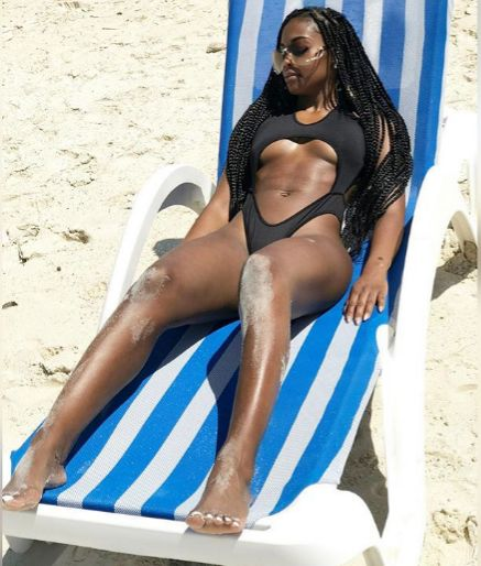 Nafessa Williams Boob Job Plastic Surgery
