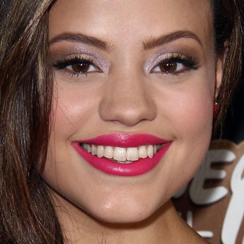 Sarah Jeffery Lips Plastic Surgery