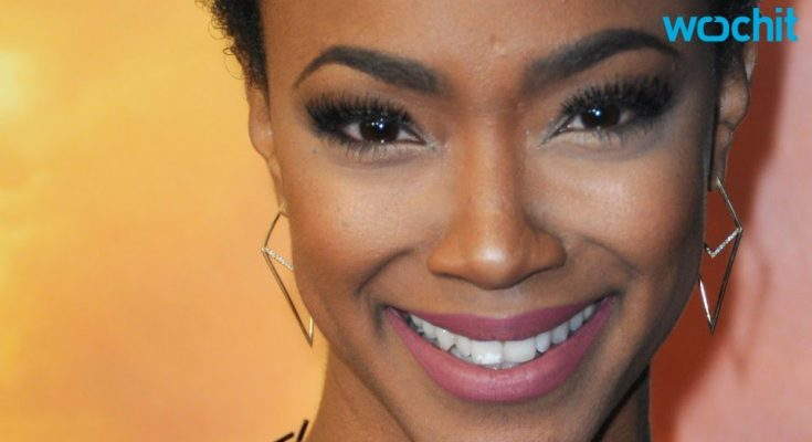 Sonequa Martin-Green Plastic Surgery Nose Job Boob Job Botox Lips
