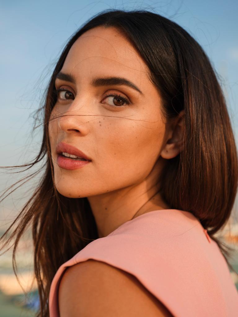 Adria Arjona Botox Nose Job Lips Plastic Surgery Rumors