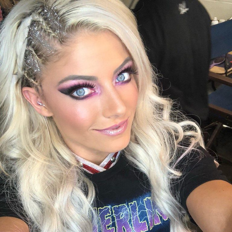 Alexa Bliss Botox Nose Job Lips Plastic Surgery Rumors