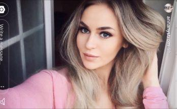 Anna Nystrom Plastic Surgery Nose Job Boob Job Botox Lips