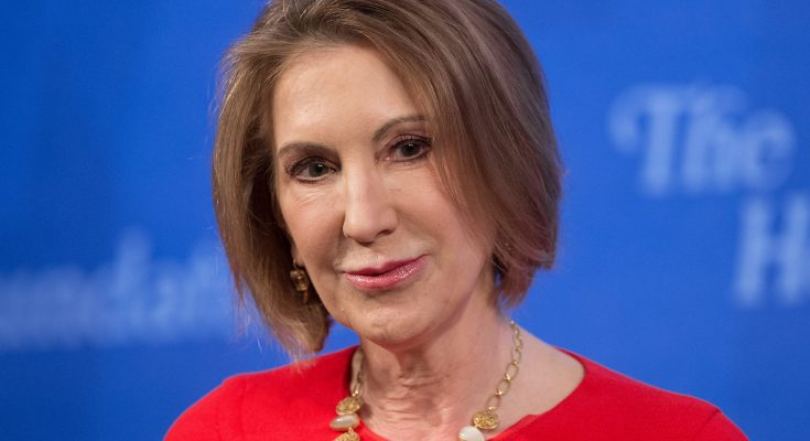 Carly Fiorina Plastic Surgery Nose Job Boob Job Botox Lips