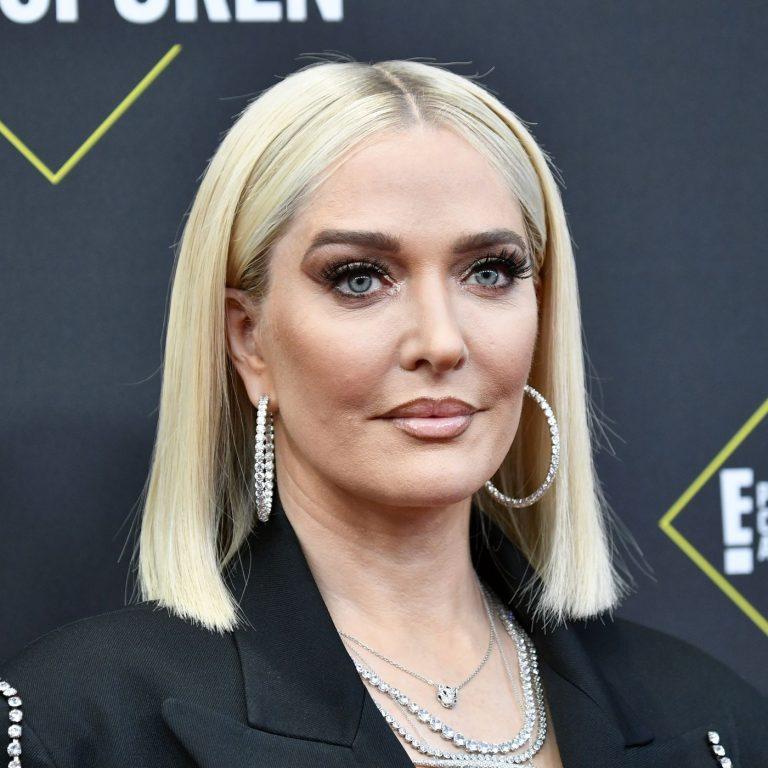Erika Jayne Botox Nose Job Lips Plastic Surgery Rumors
