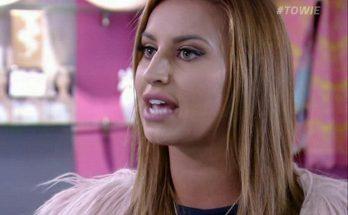 Ferne McCann Plastic Surgery Nose Job Boob Job Botox Lips