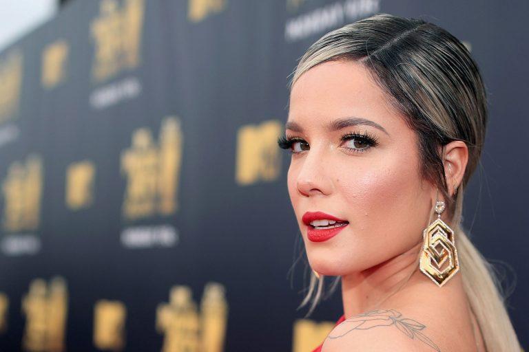 Halsey Botox Nose Job Lips Plastic Surgery Rumors