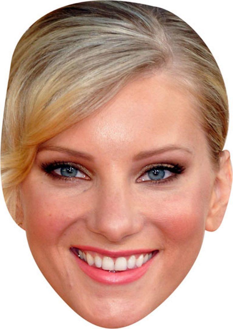 Heather Morris Botox Nose Job Lips Plastic Surgery Rumors