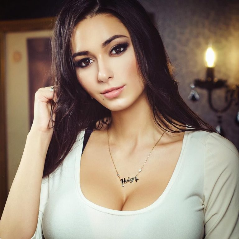 Helga Lovekaty Botox Nose Job Lips Plastic Surgery Rumors