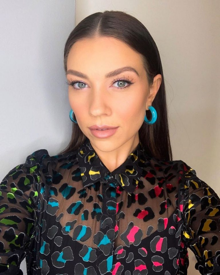 Jenna Johnson Botox Nose Job Lips Plastic Surgery Rumors