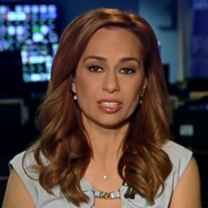 Julie Roginsky Botox Nose Job Lips Plastic Surgery Rumors