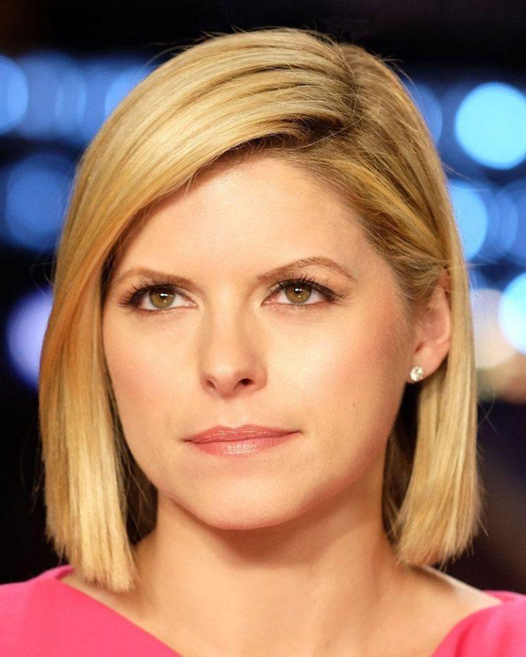 Kate Bolduan Botox Nose Job Lips Plastic Surgery Rumors