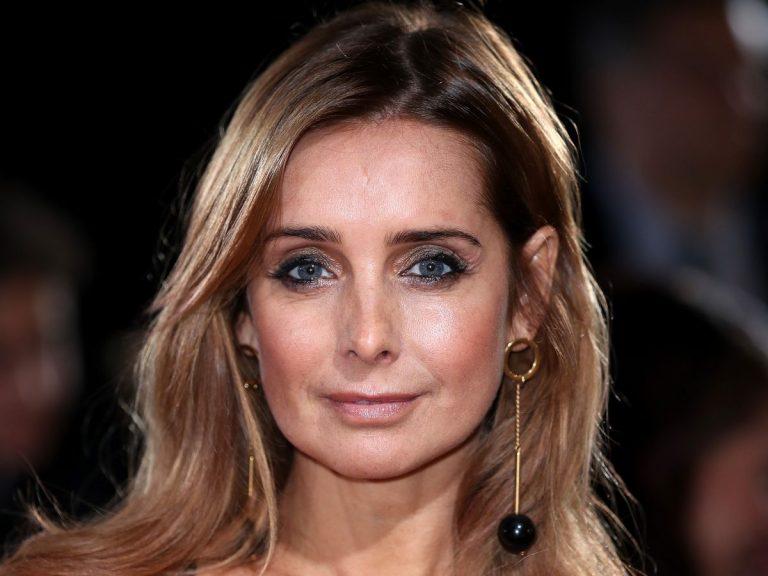 Louise Redknapp Botox Nose Job Lips Plastic Surgery Rumors