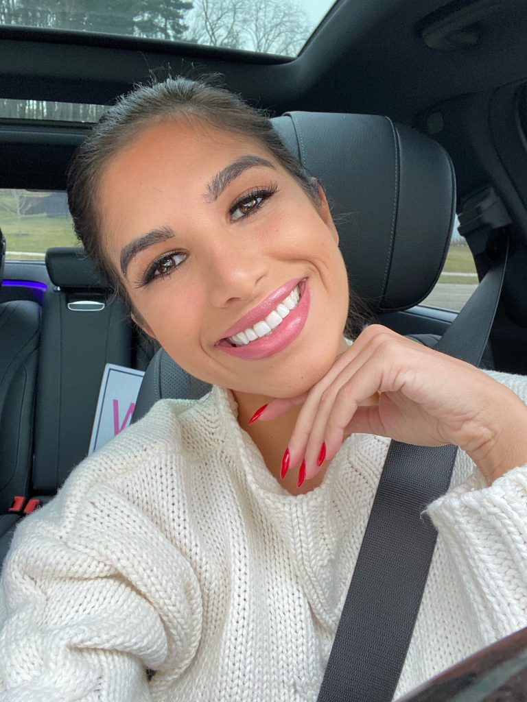 Madison Gesiotto Botox Nose Job Lips Plastic Surgery Rumors