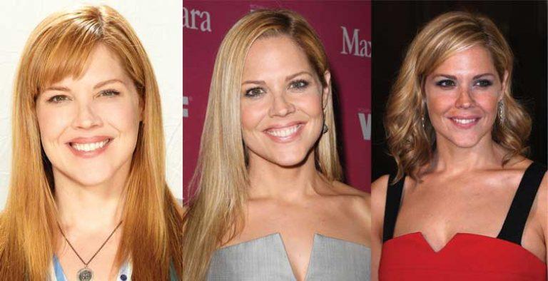 Mary McCormack Botox Nose Job Lips Plastic Surgery Rumors