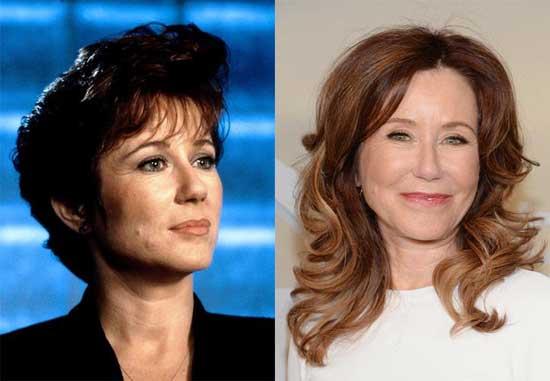 Mary McDonnell Botox Nose Job Lips Plastic Surgery Rumors