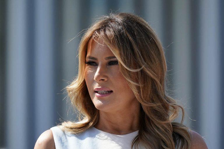 Melania Trump Botox Nose Job Lips Plastic Surgery Rumors