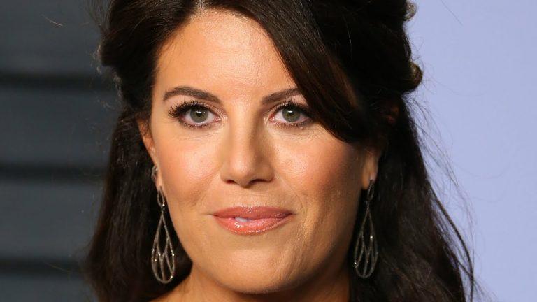 Monica Lewinsky Botox Nose Job Lips Plastic Surgery Rumors