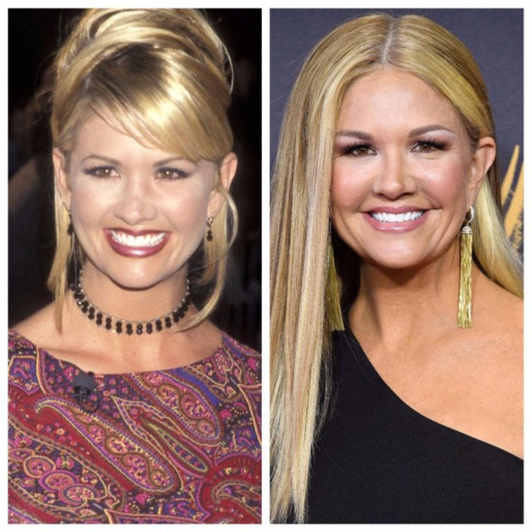 Nancy O'Dell Botox Nose Job Lips Plastic Surgery Rumors