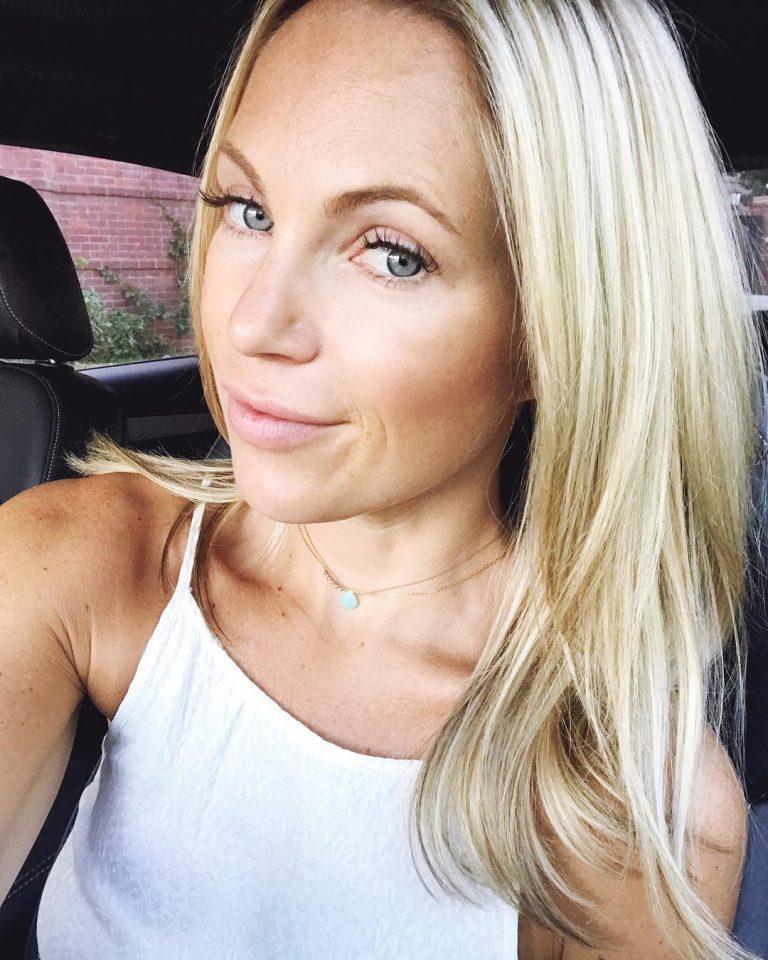 Sarah Herron Botox Nose Job Lips Plastic Surgery Rumors