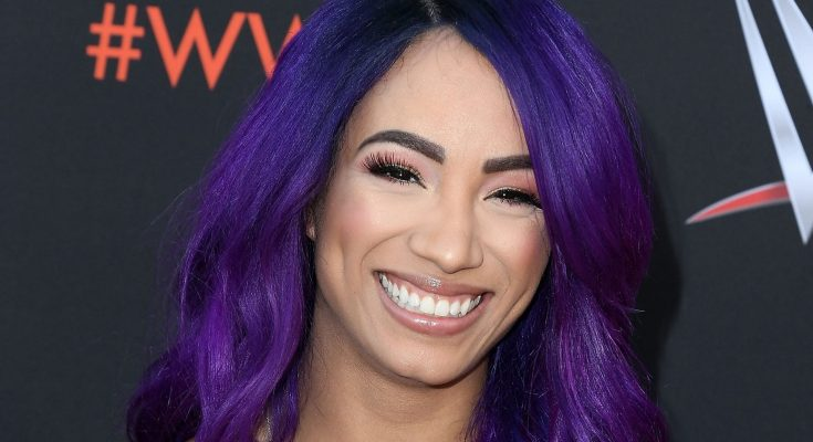 Sasha Banks Plastic Surgery Nose Job Boob Job Botox Lips