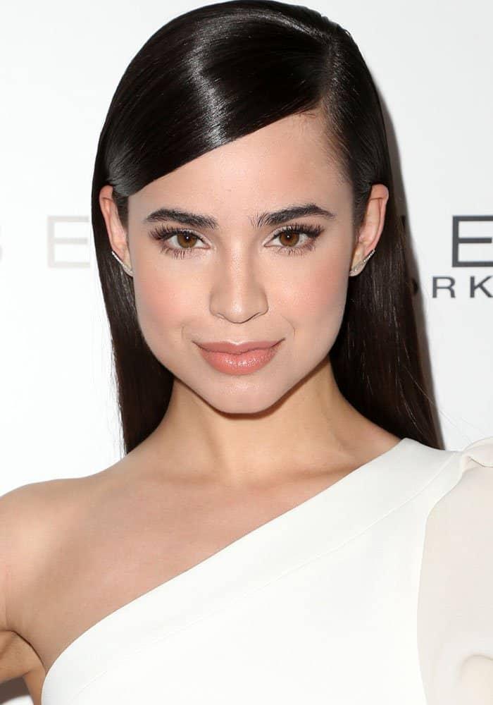 Sofia Carson Botox Nose Job Lips Plastic Surgery Rumors