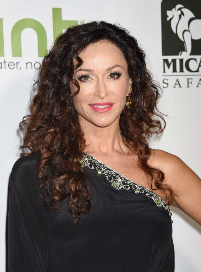 Sofia Milos Botox Nose Job Lips Plastic Surgery Rumors